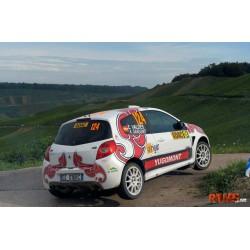 Egoi Eder Valdés - Renault Clio R3 - Rally Alemania 2014