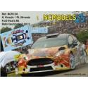 Karl Kruuda - Ford Fiesta R5 - Rally Deutschland Germany 2013