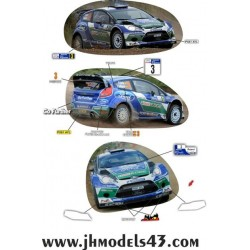 Dani Sordo - Ford Fiesta RS WRC - Rally Argentina 2012