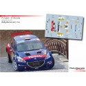 Pepe Lopez - Peugeot 208 R5 - Rally Barum 2017