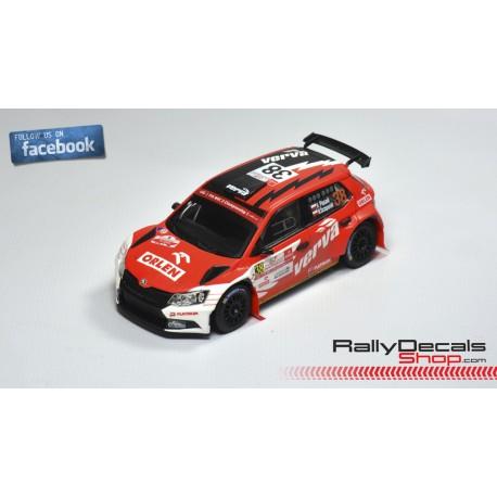 Skoda Fabia R5 - Hubert Ptaszek - Rally Poland 2017
