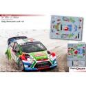 Manuel Villa - Ford Fiesta WRC - Rally Montecarlo 2018