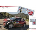 Kris Meeke - Citroen C3 WRC - Rally Tour de Corse 2018