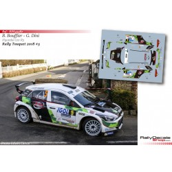 Bryan Bouffier - Hyundai i20 R5 - Rally Touquet 2018