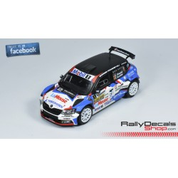Skoda Fabia R5 - Cedric Cherain - Rally Haspengouw 2018