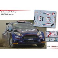 Tomasz Kasperczyk - Ford Fiesta R5 - Rally Azores 2018