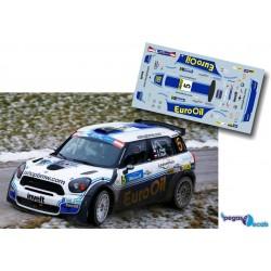 Vaclav Pech - Mini John Cooper Works S2000 - Rally Janner 2014