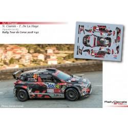 Nicolas Ciamin - Ford Fiesta R5 - Rally Tour de Corse 2018