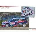 Armindo Araujo - Hyundai i20 R5 - Rally Portugal 2018