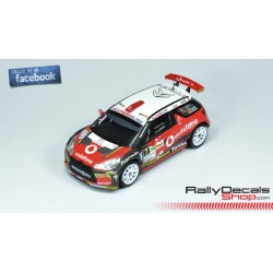 Citroen DS3 R5 - Pepe Lopez - Rally Ferrol 2018