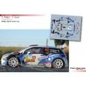 Steven Dolfen - Citroen DS3 R5 - Rally Ypres 2018