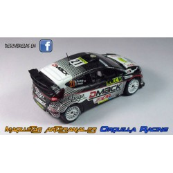 Citroen DS3 R5 (2014) - White