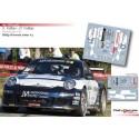Sergio Vallejo - Porsche 997 GT3 - Rally Ourense 2009