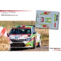 Benito Guerra - Skoda Fabia R5 - Rally Deutschland 2018