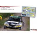 Hayden Paddon - Skoda Fabia S2000 - Rally Deutschland / Finland 2013