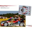 Marijan Griebel - Citroen DS3 WRC - Rally Deutschland 2018