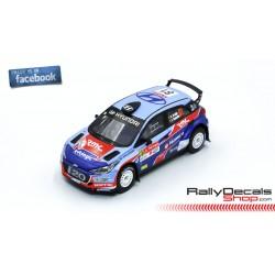 Hyundai i20 R5 - Armindo Araujo - Rally Portugal 2018
