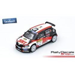 Skoda Fabia R5 - Nikolay Gryazin - Rally Barum 2018