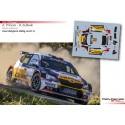 Kris Princen - Skoda Fabia R5 - East Rally Belgium 2018