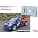 Laurent Pellier - Peugeot 208 R5 - Rally Islas Canarias 2018
