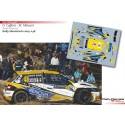 Davide Caffoni - Skoda Fabia R5 - Rally MonteCarlo 2019