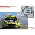 Andrea Nucita - Hyundai i20 R5 - Rally Montecarlo 2019
