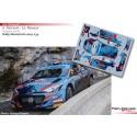 Stephane Sarrazin - Hyundai i20 R5 - Rally MonteCarlo 2019