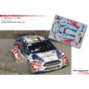 Claudio Marenco - Ford Fiesta R5 - Rally MonteCarlo 2019
