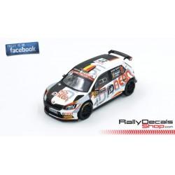Skoda Fabia R5 - Gregoire Münster - Rally MonteCarlo 2019