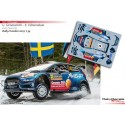 Gus Greensmith - Ford Fiesta R5 - Rally Sweden 2019