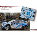 Adrien Van Beveren - Citroen C3 R5 - Rally Touquet 2019
