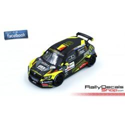 Skoda Fabia R5 - Sébastien Bedoret - Rally Haspengouw 2019