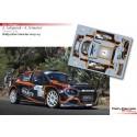 Alexey Lukyanuk - Citroen C3 R5 - Rally Islas Canarias 2019