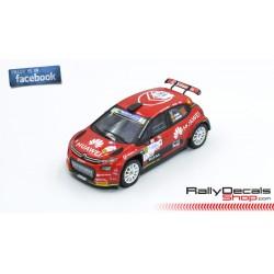 Citroen C3 R5 - Pepe López - Rally Islas Canarias 2019