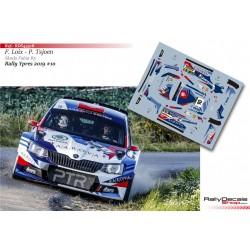 Freddy Loix - Skoda Fabia R5 - Rally Ypres 2019