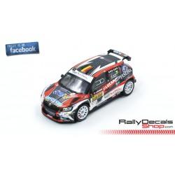 Skoda Fabia R5 - Adrian Fernémont - Rally Wallonie 2019