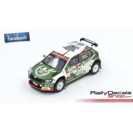 Skoda Fabia R5 - Paulo Nobre - Rally Argentina 2019