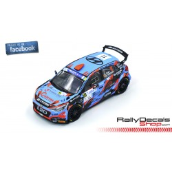Hyundai i20 R5 - Iván Ares - Rally Islas Canarias 2019