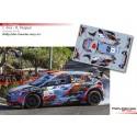 Iván Ares - Hyundai i20 R5 - Rally Islas Canarias 2019