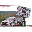 Adrian Fernémont - Skoda Fabia R5 - Rally Condroz 2019