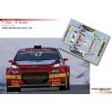 Pepe Lopez - Citroen C3 R5 - Rally MonteCarlo 2020