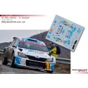 Miguel Díaz Aboitiz - Skoda Fabia R5 - Rally MonteCarlo 2020