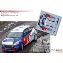 Sean Johnston - Peugeot 208 R2 - Rally MonteCarlo 2020