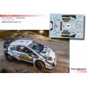 Jari Matti Latvala - Toyota Yaris WRC - Rally Sweden 2020