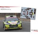 Andrea Nucita - Hyundai i20 R5 - Rally MonteCarlo 2020