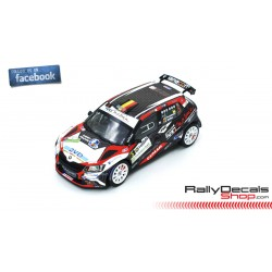 Skoda Fabia R5 - Adrian Fernémont - Rally Condroz 2019