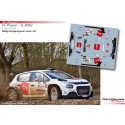 William Wagner - Citroen C3 R5 - Rally Haspengouw 2020