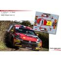 Stéphane Lefebvre - VW Polo R5 - Rally Touquet 2020