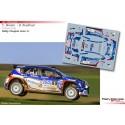 Yoann Bonato - Citroen C3 R5 - Rally Touquet 2020