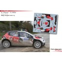 William Wagner - Citroen C3 R5 - Rally Touquet 2020